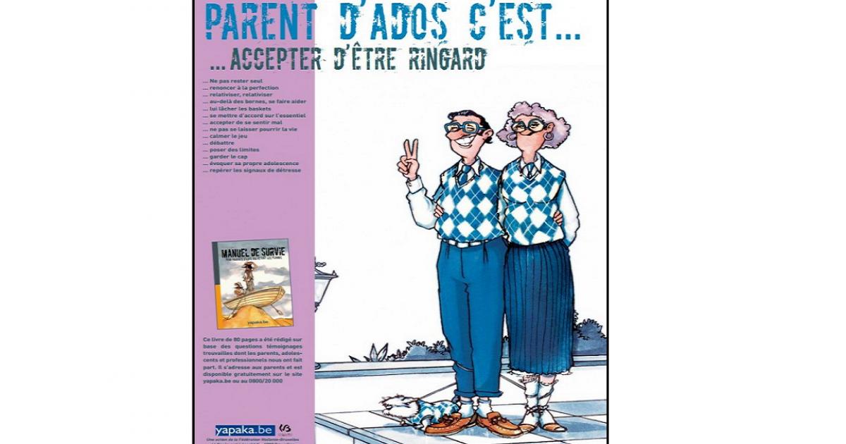 Manuel De Survie Pour Parents D Ados Qui Petent Les Plombs